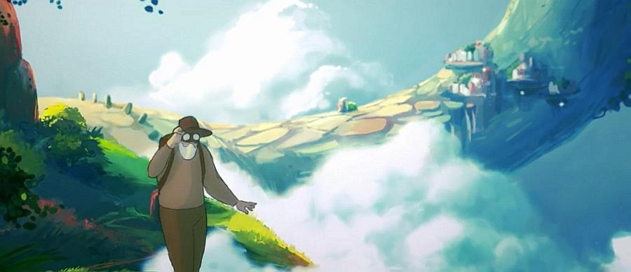 This student film is an amazing love letter to Hayao Miyazaki