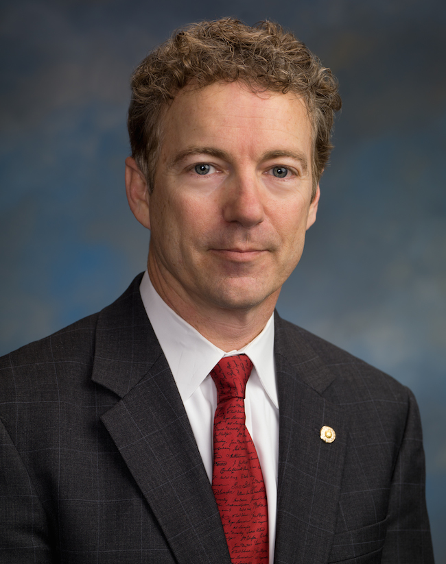 Rand Paul plans to crush the PATRIOT Act