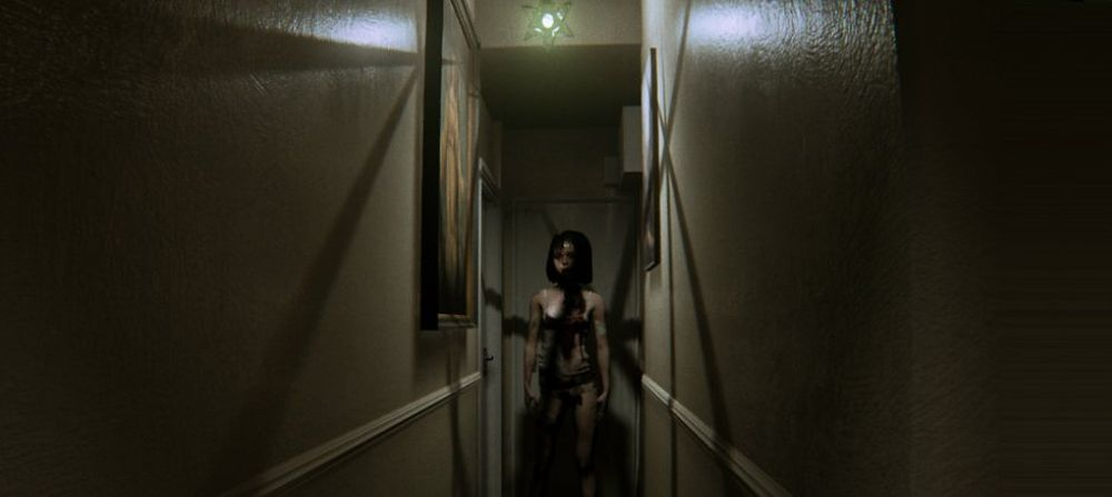 This upcoming horror game looks really, really scary and everyone's excited
