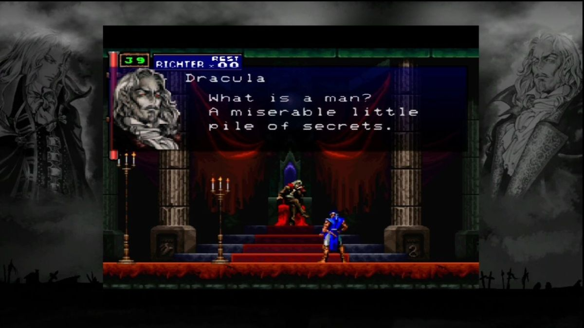Castlevania Symphony Of The Night Silver And Gold Rings