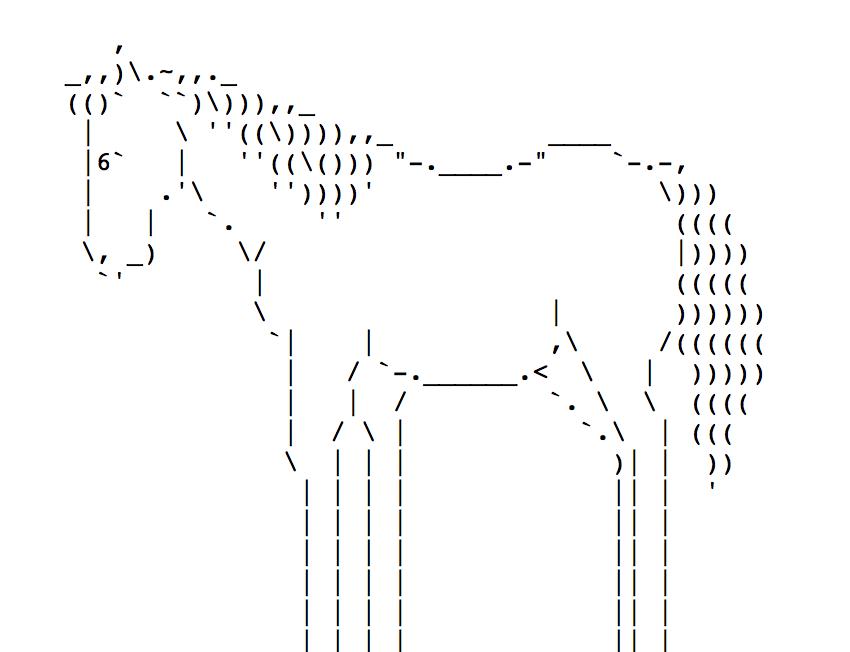 endlesshorse