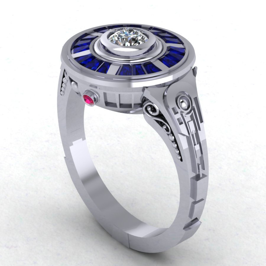Engagement Rings Etsy Shops