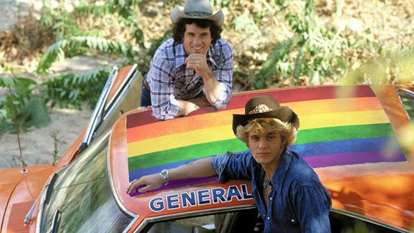 We'd be okay with this remodel of The Dukes of Hazzard car