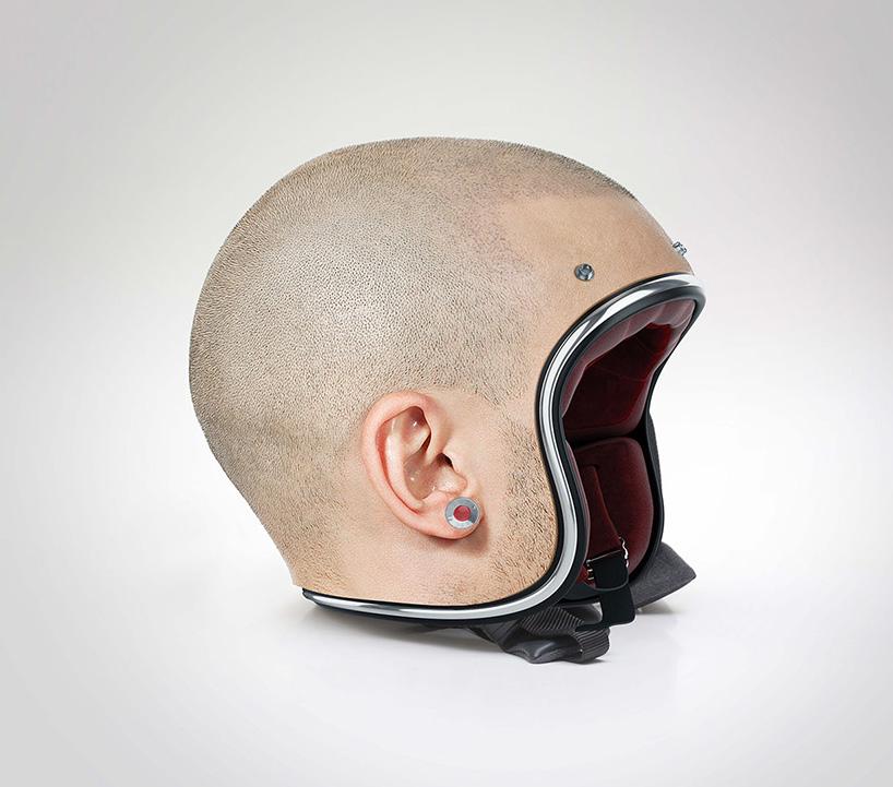 John fredericks shaved head