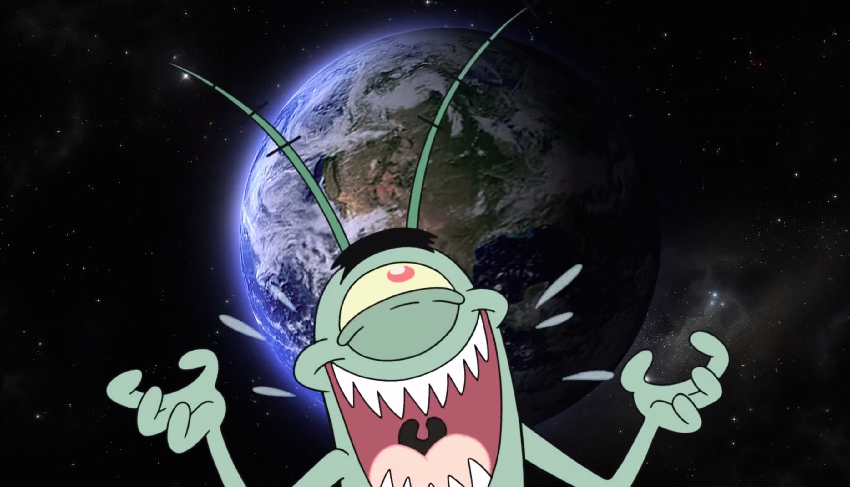 let plankton from spongebob teach you the importance of plankton