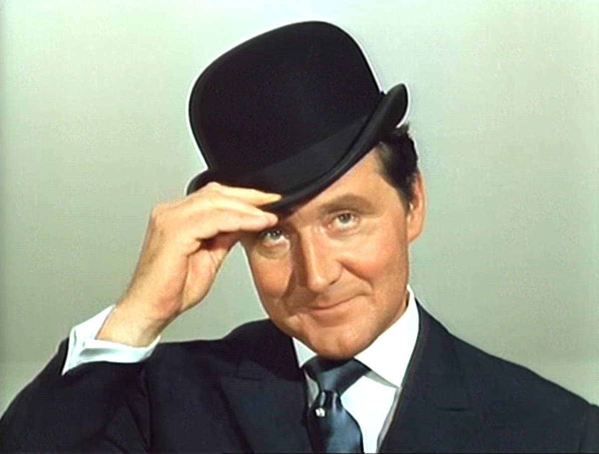 rip patrick macnee 39 the avengers 39 john steed 1922 2015. Black Bedroom Furniture Sets. Home Design Ideas