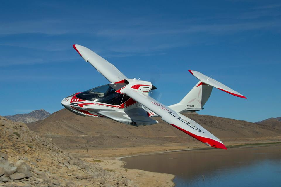 The A5 Hibious Sports Aircraft Is First Light Plane Designed And Manufactured By Icon