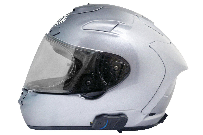 sena 39 s low profile bluetooth motorcycle helmet headset. Black Bedroom Furniture Sets. Home Design Ideas