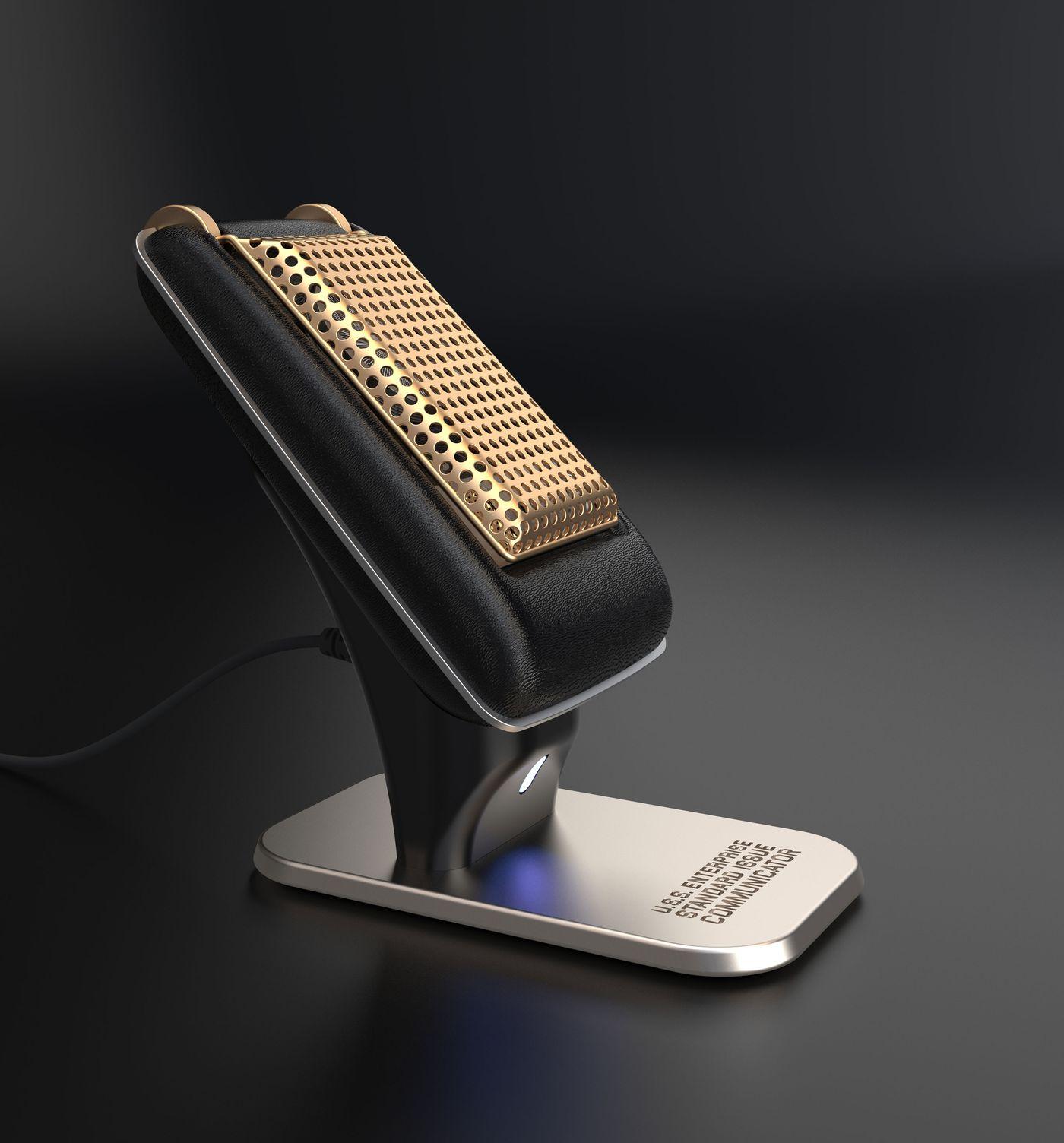 Bluetooth Star Trek Communicator / Boing Boing