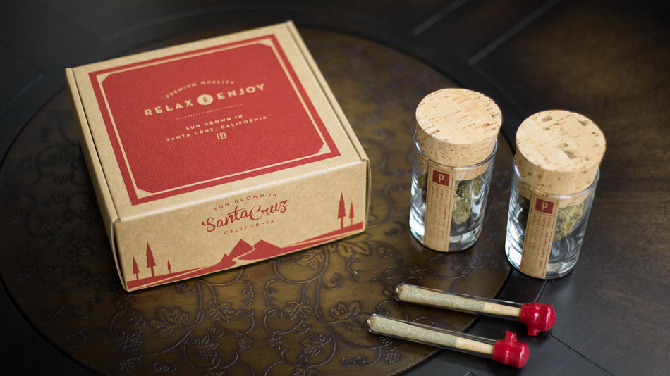 Potbox A Monthly Subscription Box For Weed Boing Boing