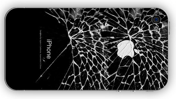 how to allow access to iphone with broken screen