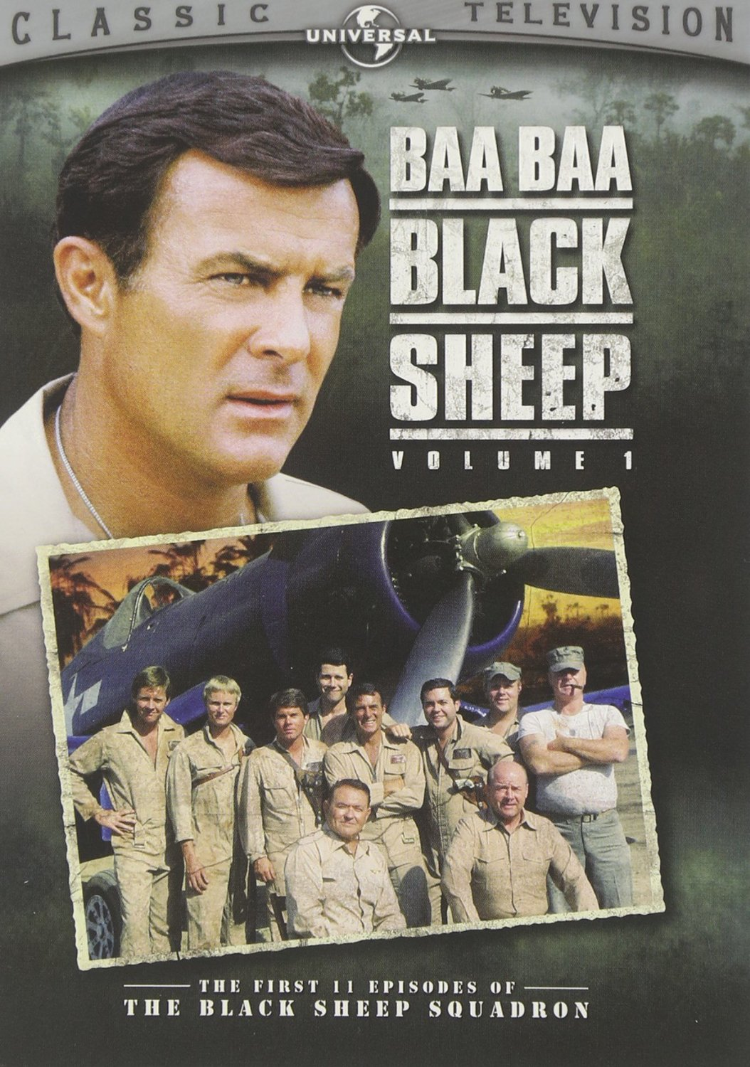 Baa Baa Black Sheep - Volume 1