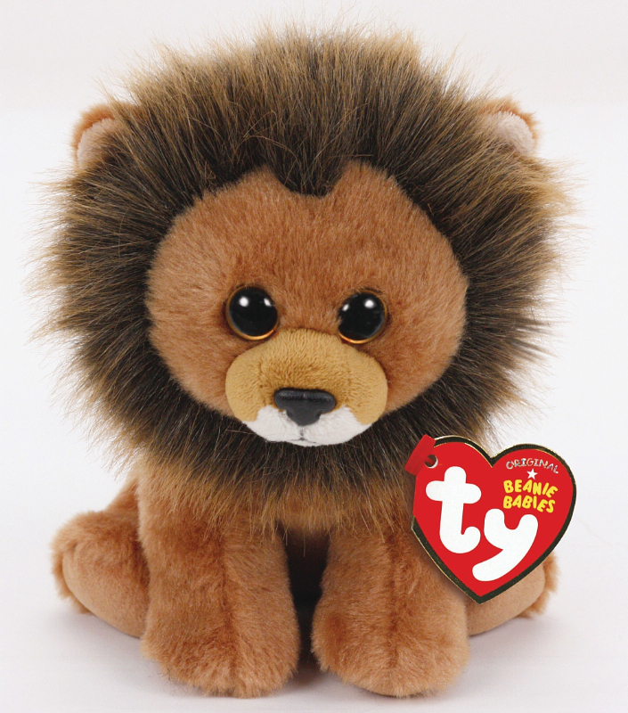 4b0ec770ab5 Cecil the Lion to be immortalized as a Beanie Baby