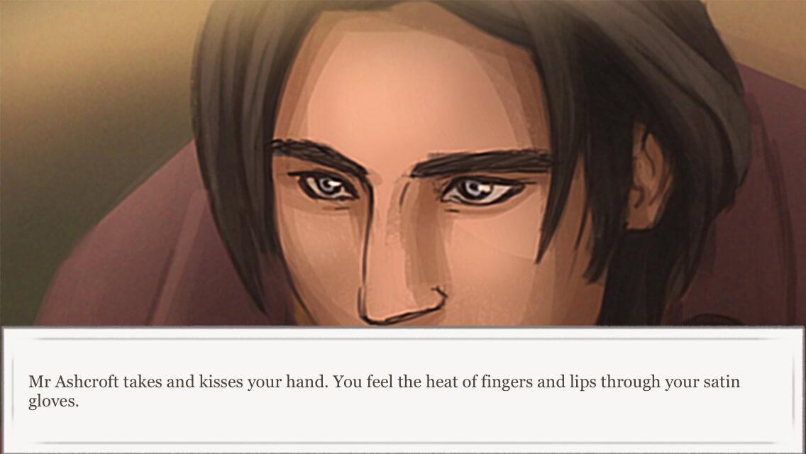 A romance game that feels like playing a Jane Austen novel