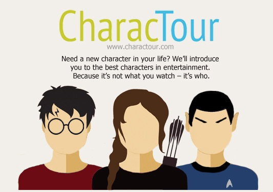 New website CharacTour is an expansive database for fictional characters