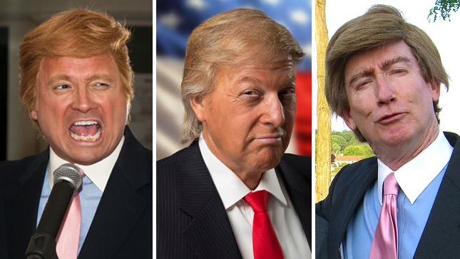 Who Is The Best Donald Trump Impersonator Boing Boing