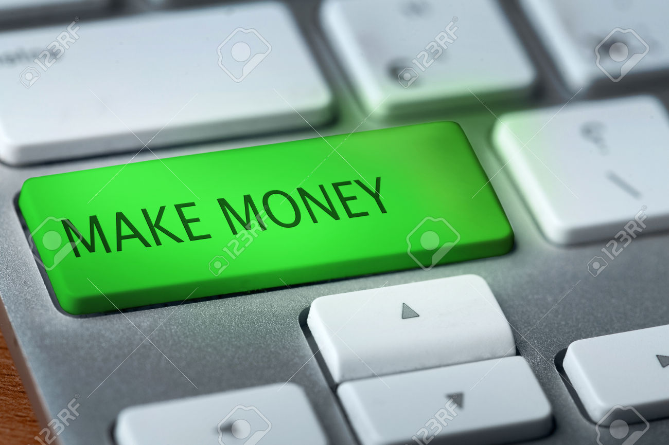 make money on keyboard
