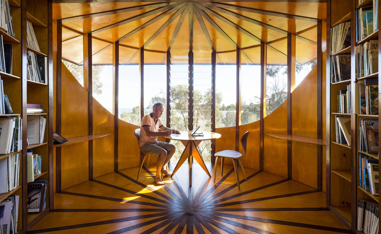 Gorgeously Designed Studio Feels Like A Treehouse Boing