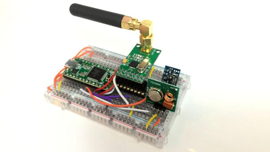 Cheap DIY gadget can open most keyless car doors, garages