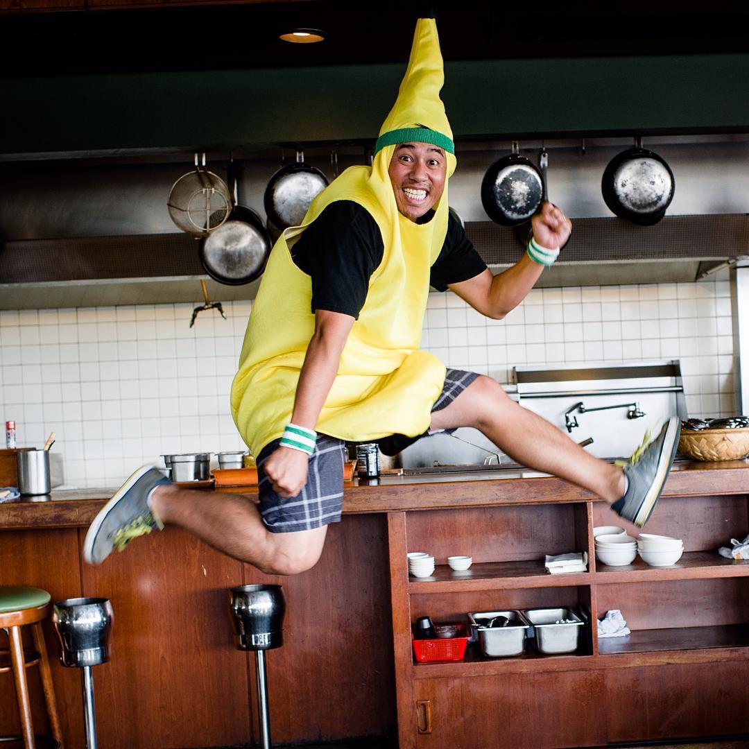 Starry Kitchen's social media hype man, Nguyen Tran. (Instagram)