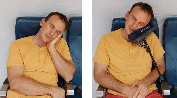 A Travel Pillow That Might Actually Work Boing Boing