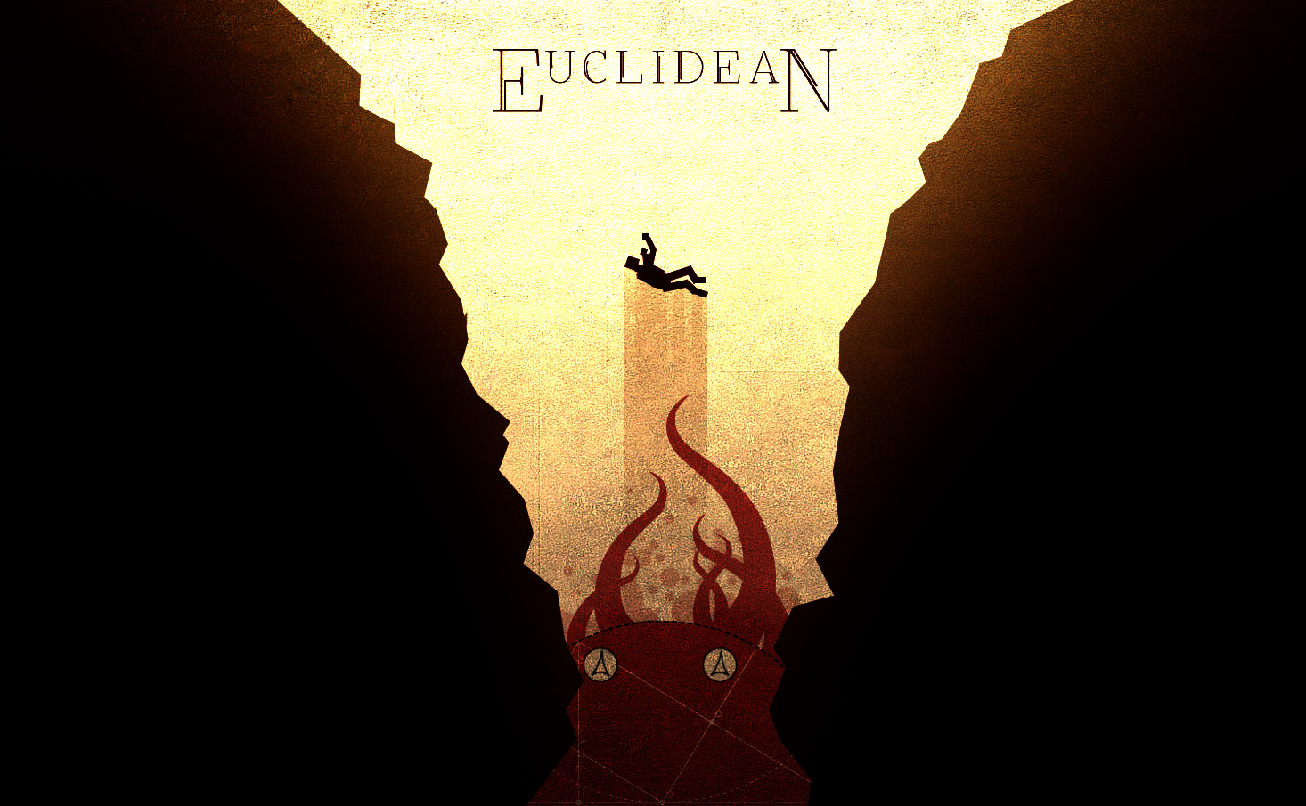 The geometric horror game Euclidean is Lovecraft levels of