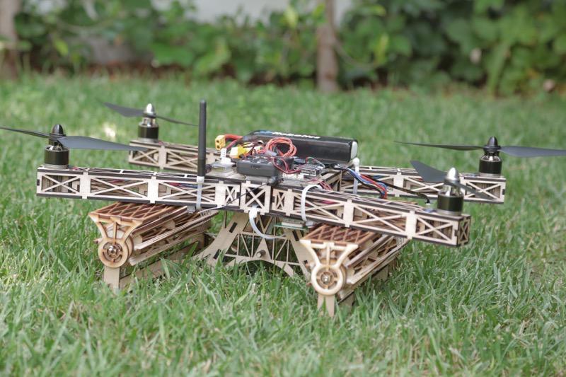 Glowforge drone