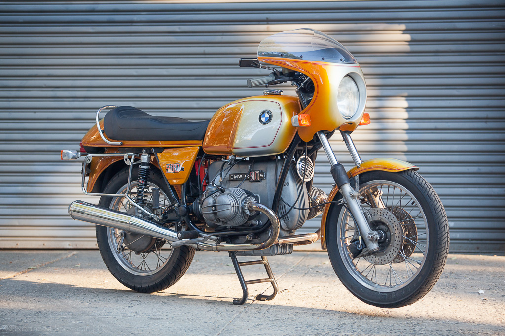 Cycleworld Celebrates The Iconic Bmw R90s Boing Boing