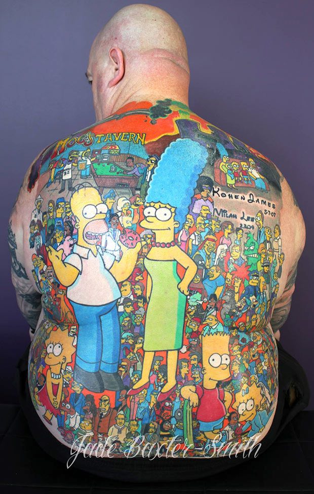 Most-tattoos-of-characters-from-a-single-animated-series-Michael-Baxter-guinness-world-records-finished-view_tcm25-396425