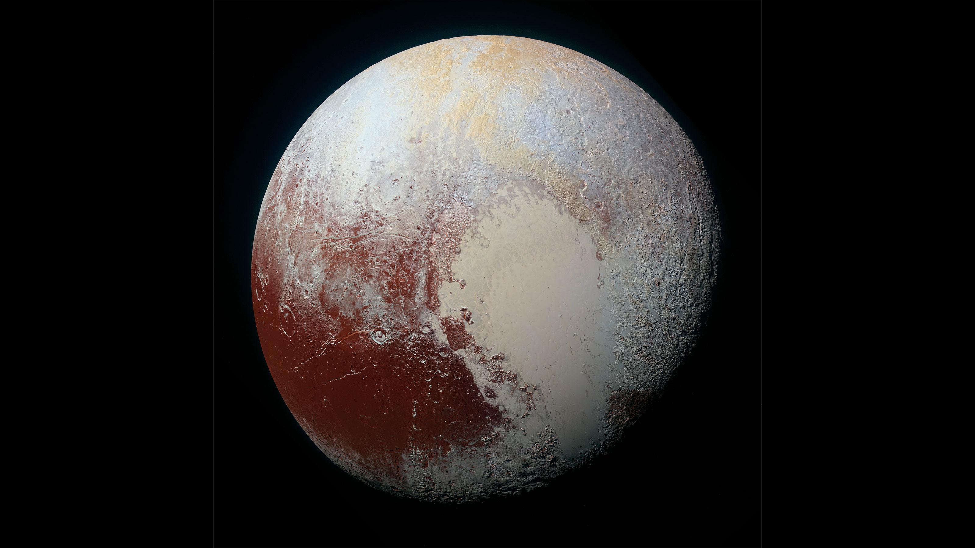 Latest Pluto image is most amazing yet