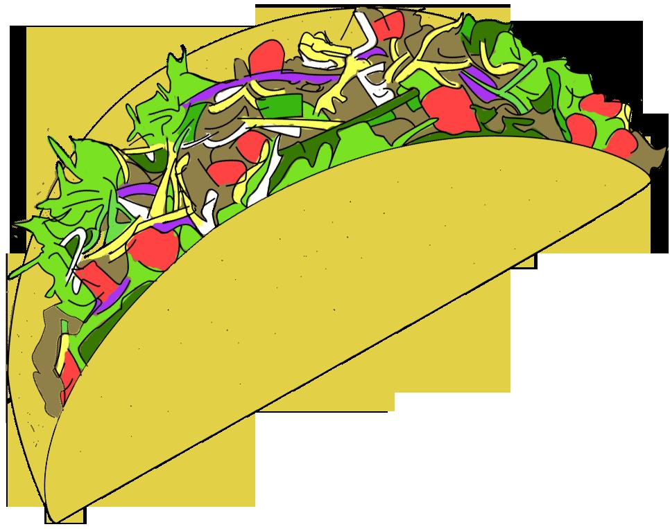 Tacos Clipart Png