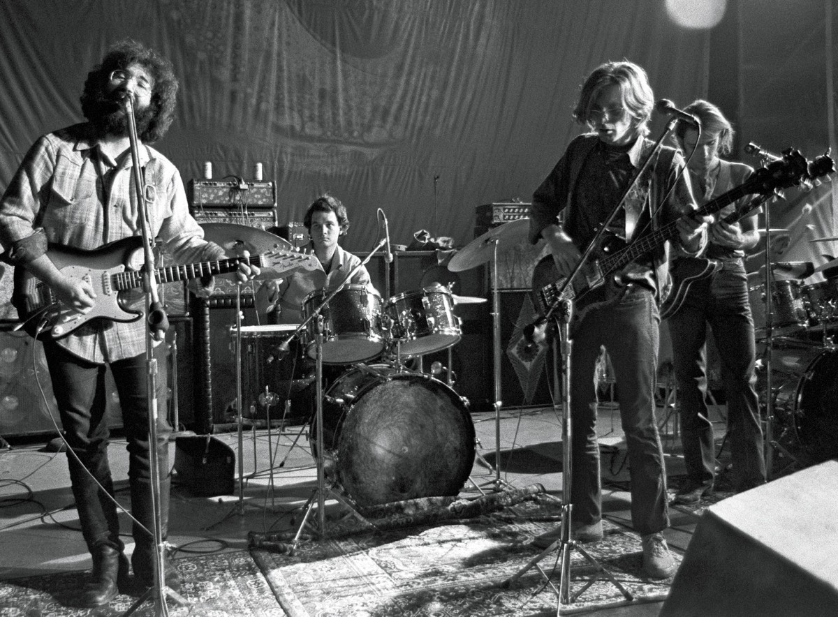 Internet Archive to honor the Grateful Dead