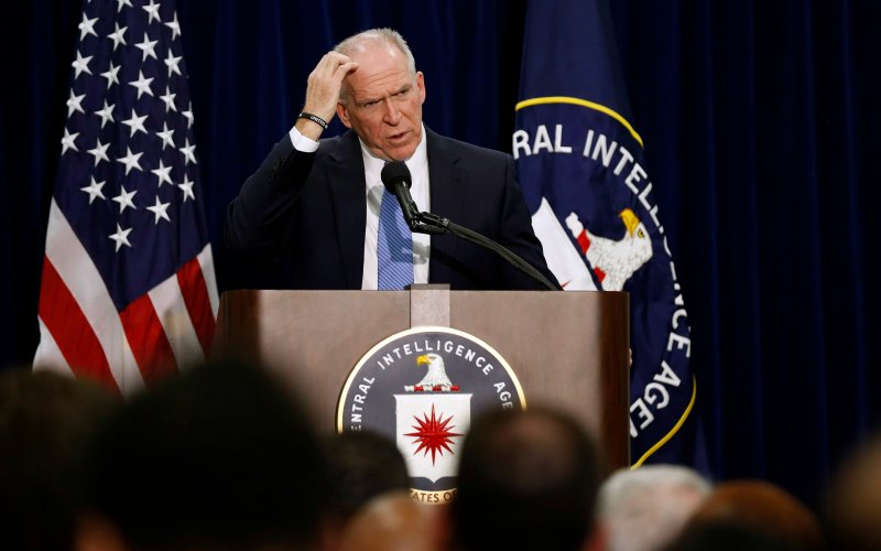 John Brennan. Photo: Reuters