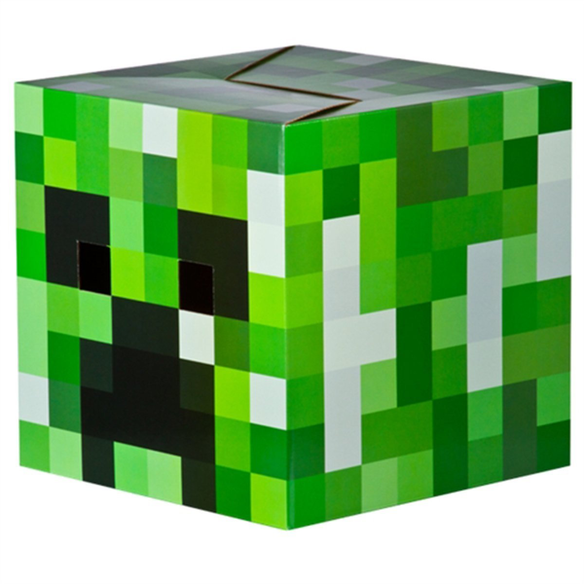 Diy halloween skull decorations - Be A Minecraft Creeper This Halloween 13 Boing Boing
