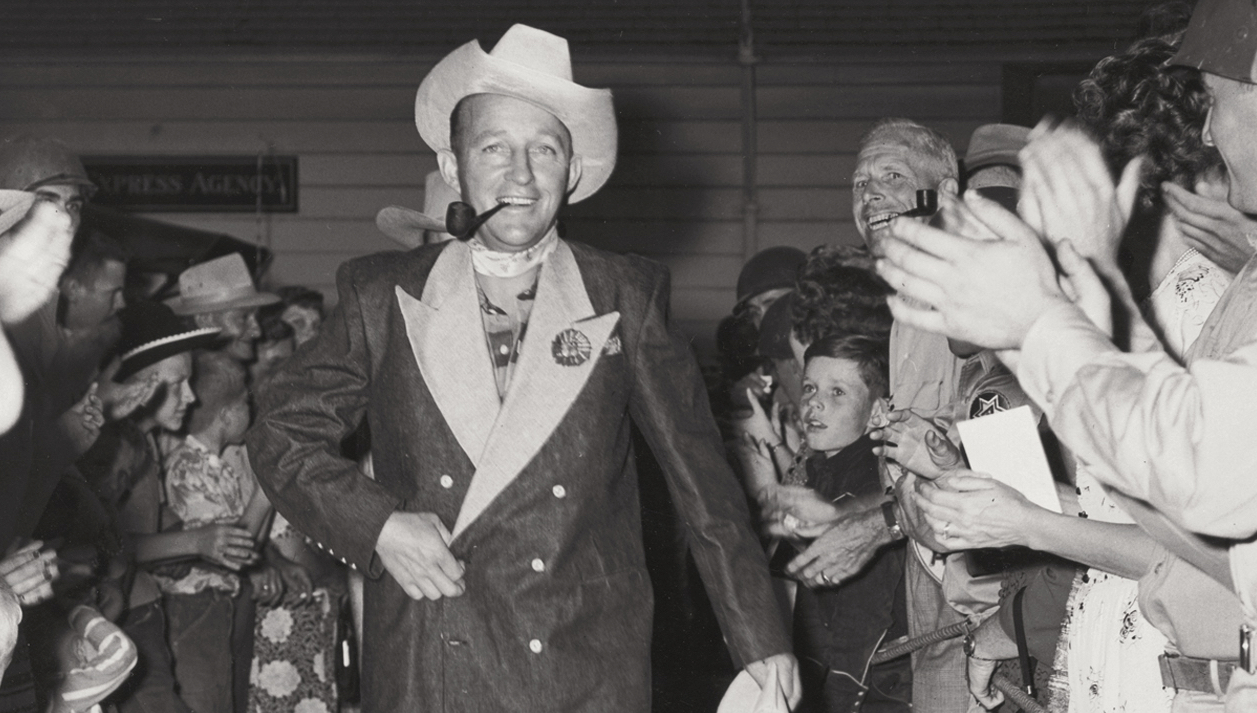 """Surprising History Of The """"Canadian Tuxedo,"""" Starring Bing"""