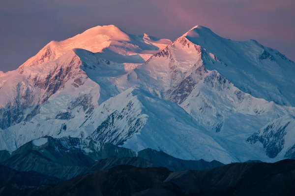 In 1910, a group of inexperienced gold miners bet two cents that they could reach the top of Mount McKinley
