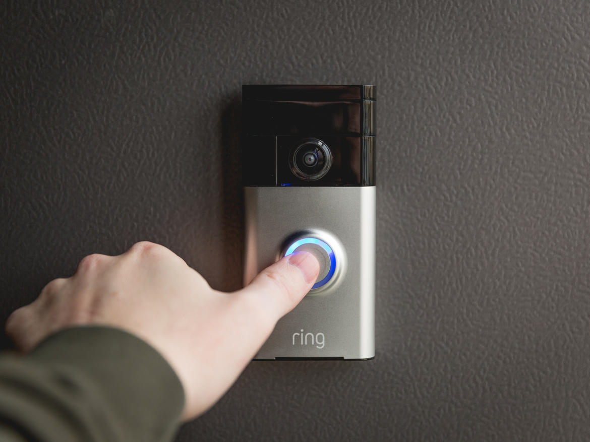 """Ring"" is the doorbell I never knew I needed / Boing Boing"