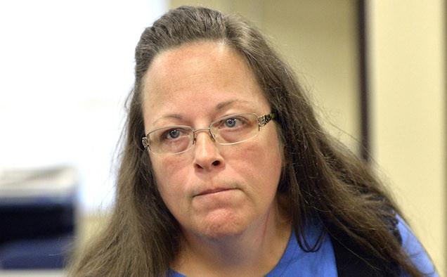Rowan County, KY Clerk Kim Davis [Reuters]