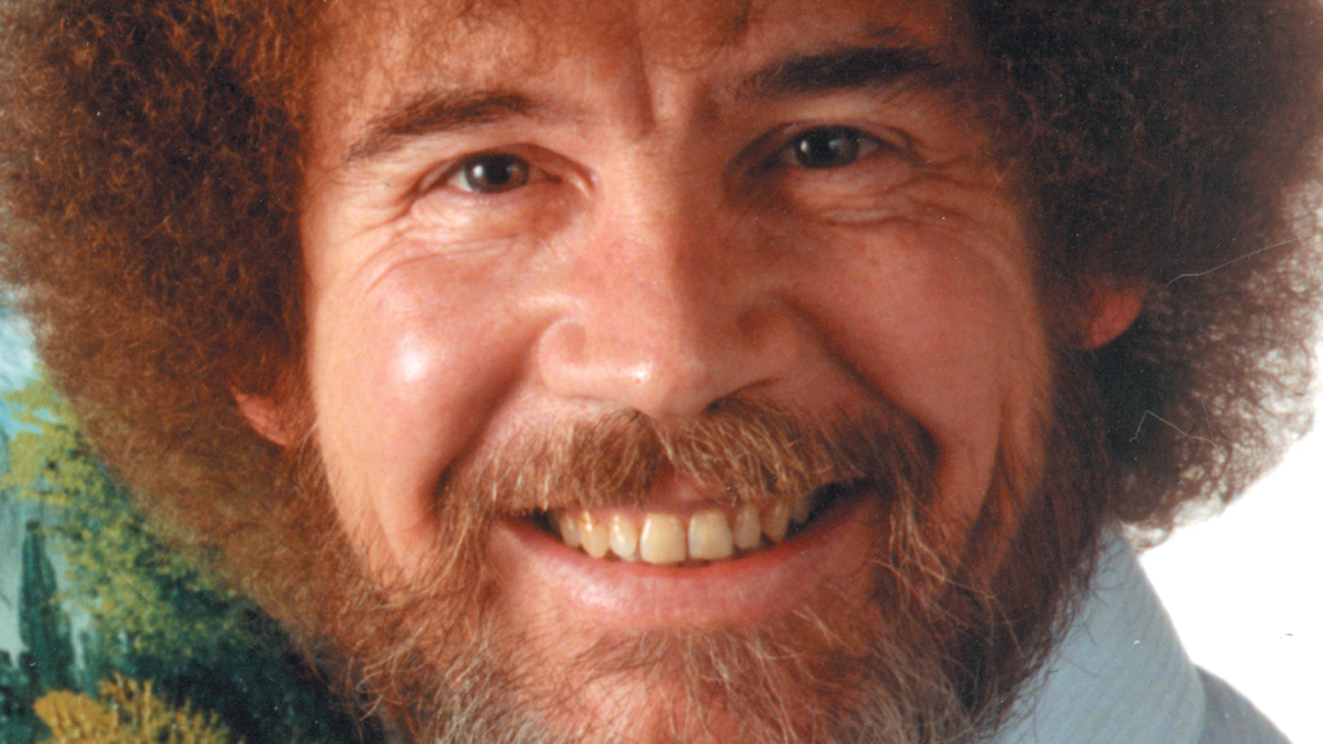 why bob ross is the perfect gamer hero offworld