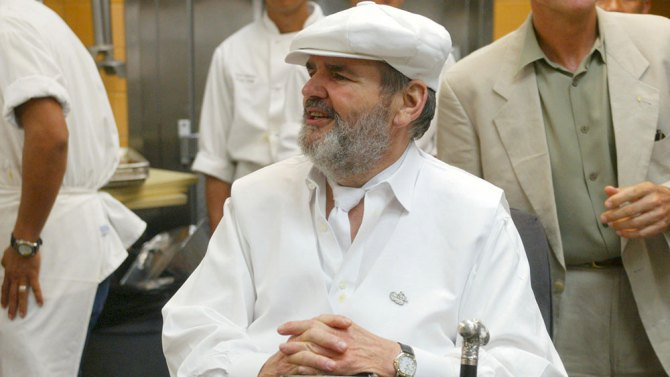 Chef Paul Prudhomme. photo: shutterstock