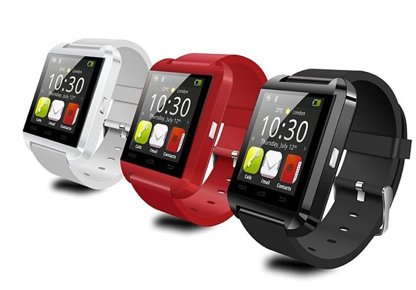 Craptastic Bluetooth smartwatch for $11