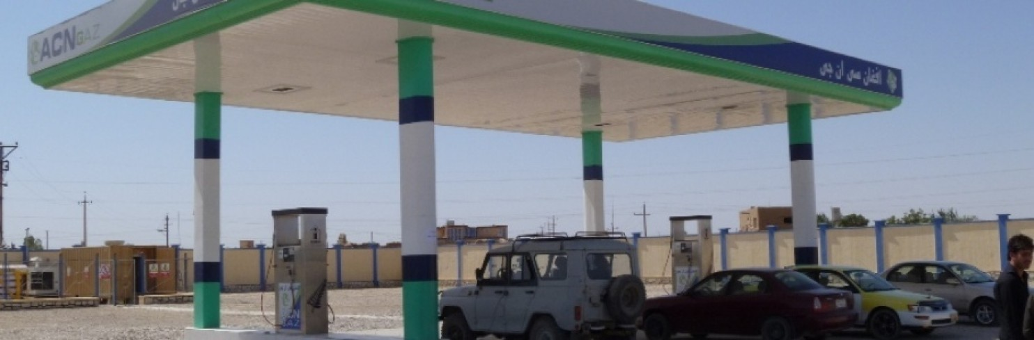 CNG-Station