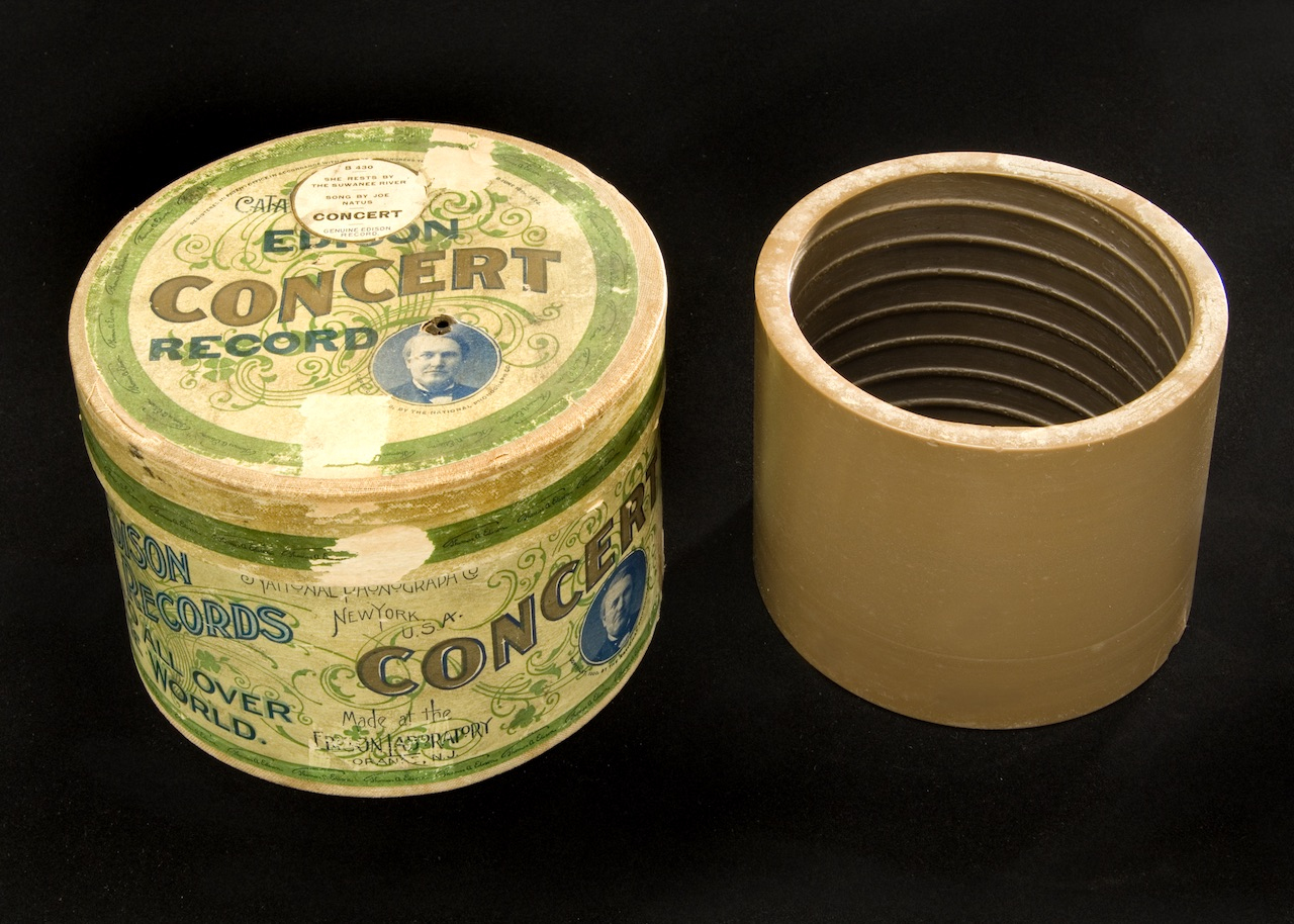 10,000 wax cylinders digitized and free to download