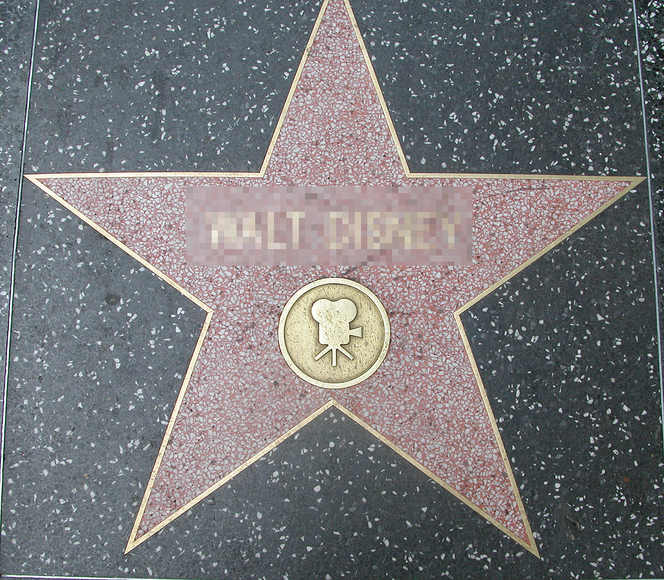 Walt_Disney_Walk_of_fame