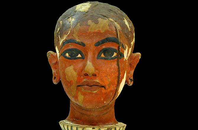 Scan Indicates Hidden Chamber In King Tut S Tomb Boing Boing