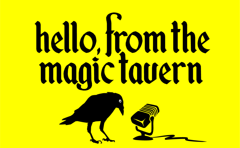 Hello From the Magic Tavern: hilarious, addictive improv podcast