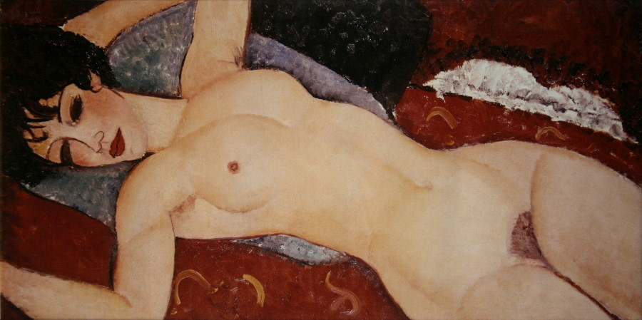 toile-modigliani-nu-couche-100x50