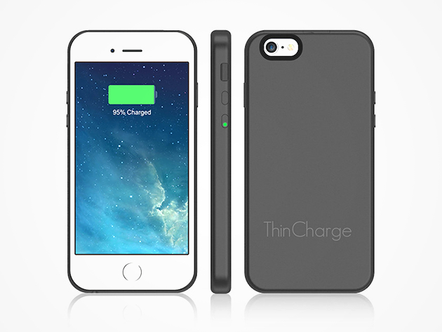 Get the thinnest battery case ever made for the iPhone for over 50% off