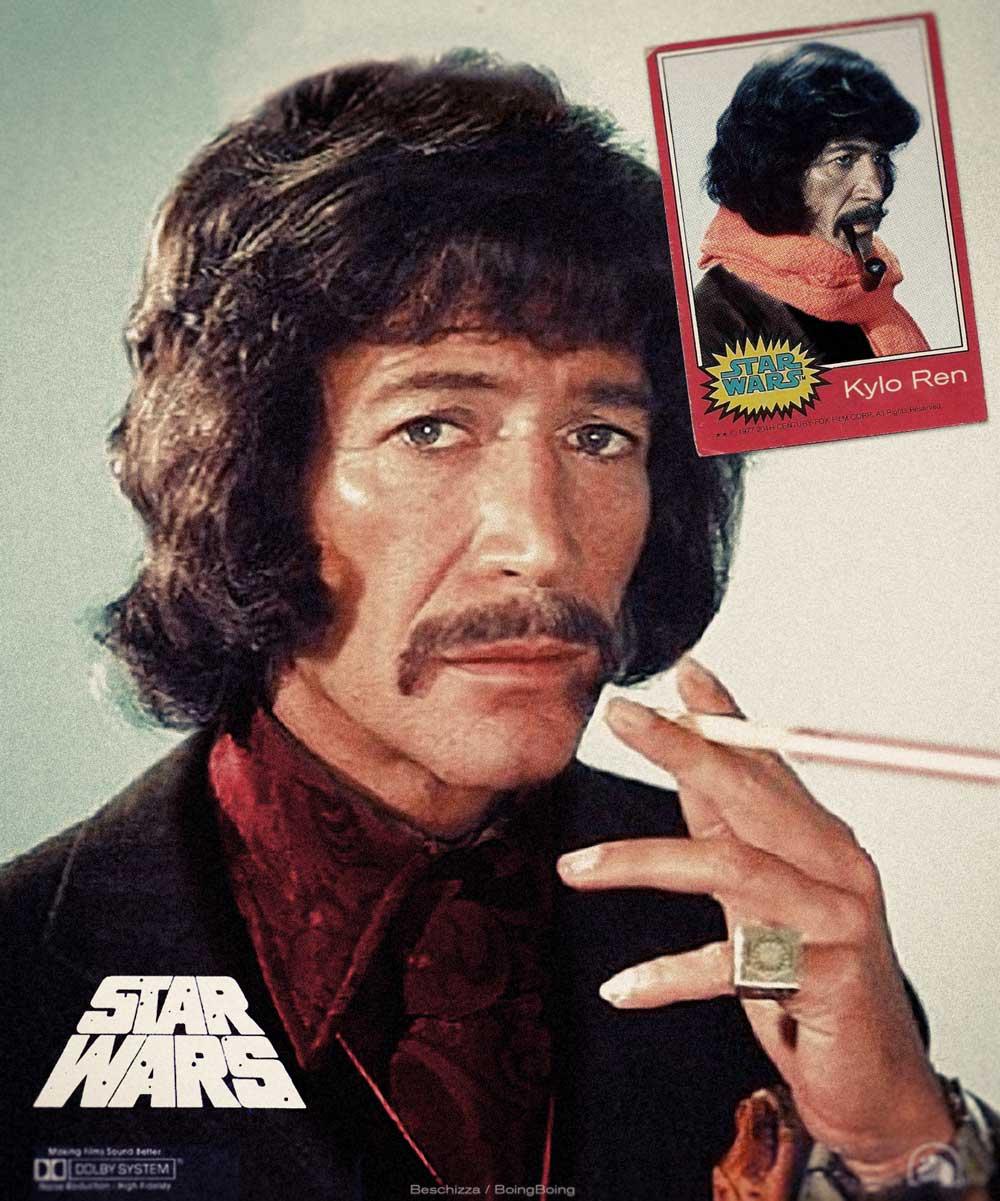1970s Kylo Ren / Boing...