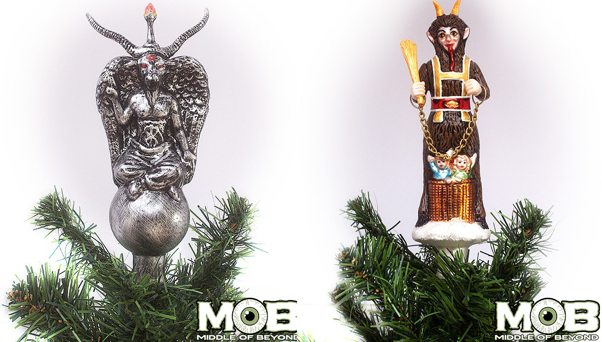 Baphomet_Tree_Topper